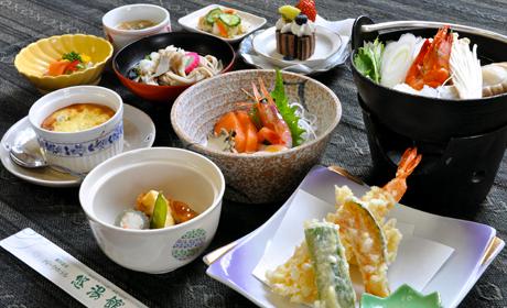 【海鮮鍋】全10品