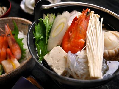 美味旬旅キャンペーン★スタンダード・2食★お部屋食で海鮮鍋プラン