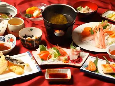 美味旬旅キャンペーン★スタンダード・2食★お部屋食でカニしゃぶプラン